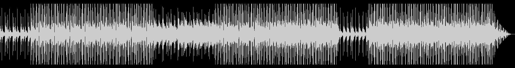 寒い冬の中の暖かさ アコギ ローファイの未再生の波形