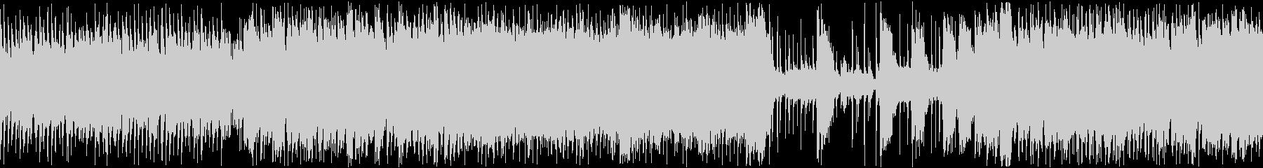 【ループBGM】動物ジャズロックショー!の未再生の波形