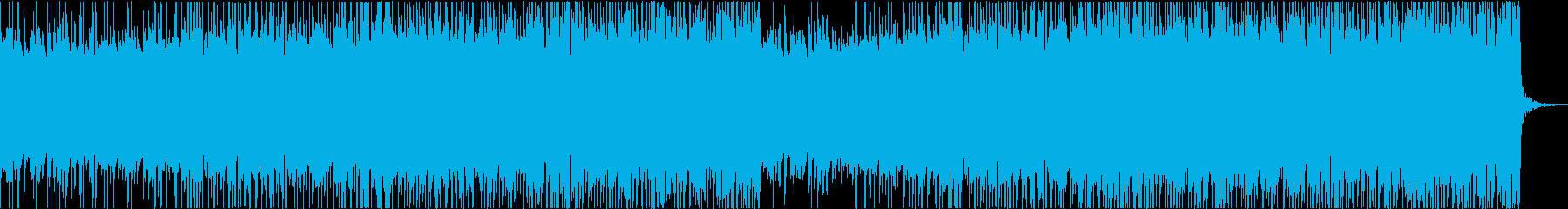 新世紀エレクトロニクス ファンタジ...の再生済みの波形