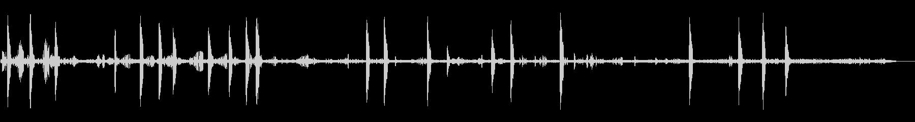 アンビエントバーズシンギングマウン...の未再生の波形