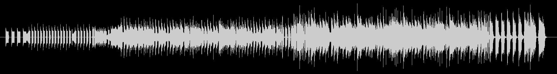 レトロゲーム風のSKA+エレクトロニカの未再生の波形