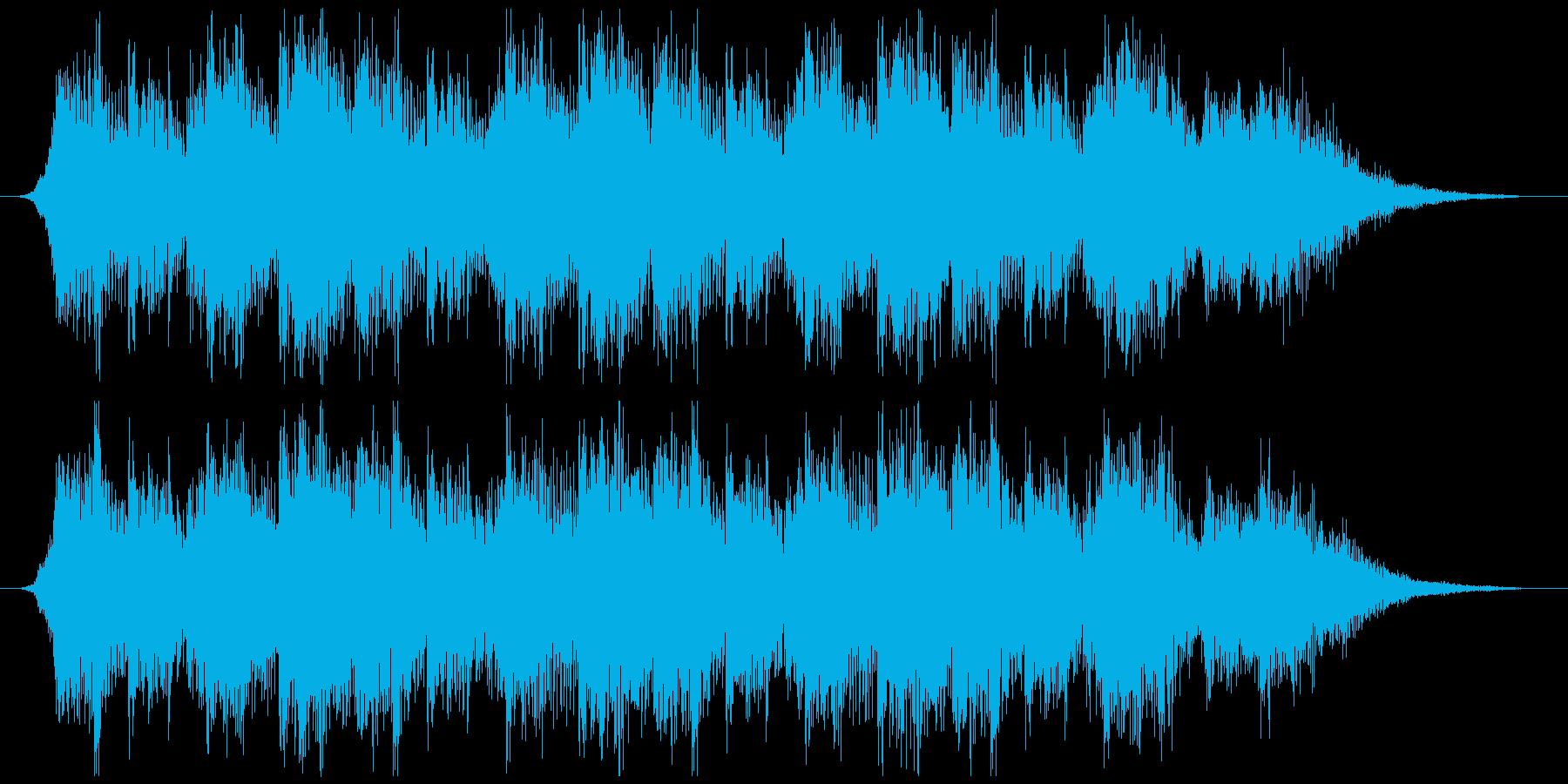 CM-Rich/Hardの再生済みの波形