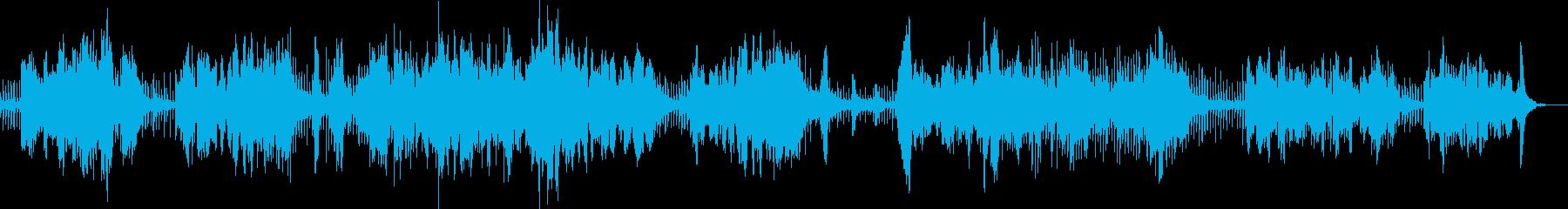 二胡/シンセ/ピアノおっさん抜きの民族調の再生済みの波形