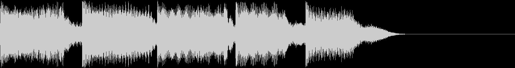 AI メカ/ロボ/マシン動作音 42の未再生の波形