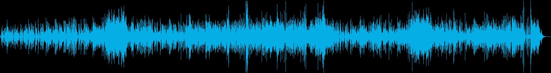 ジャズ お洒落 クール ハイテク ...の再生済みの波形