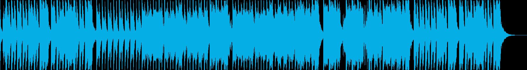 ショートアニメのOPっぽい曲。の再生済みの波形