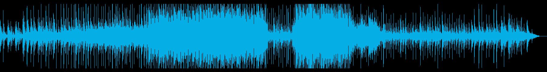 【ピアノ&ストリングス】感動系の映像向けの再生済みの波形