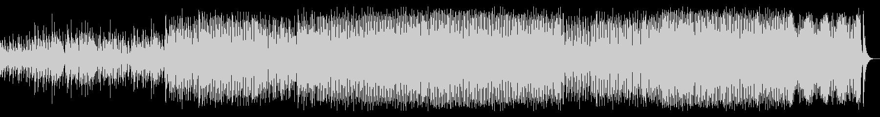7/4のボレロ・非日常的日常系BGMの未再生の波形