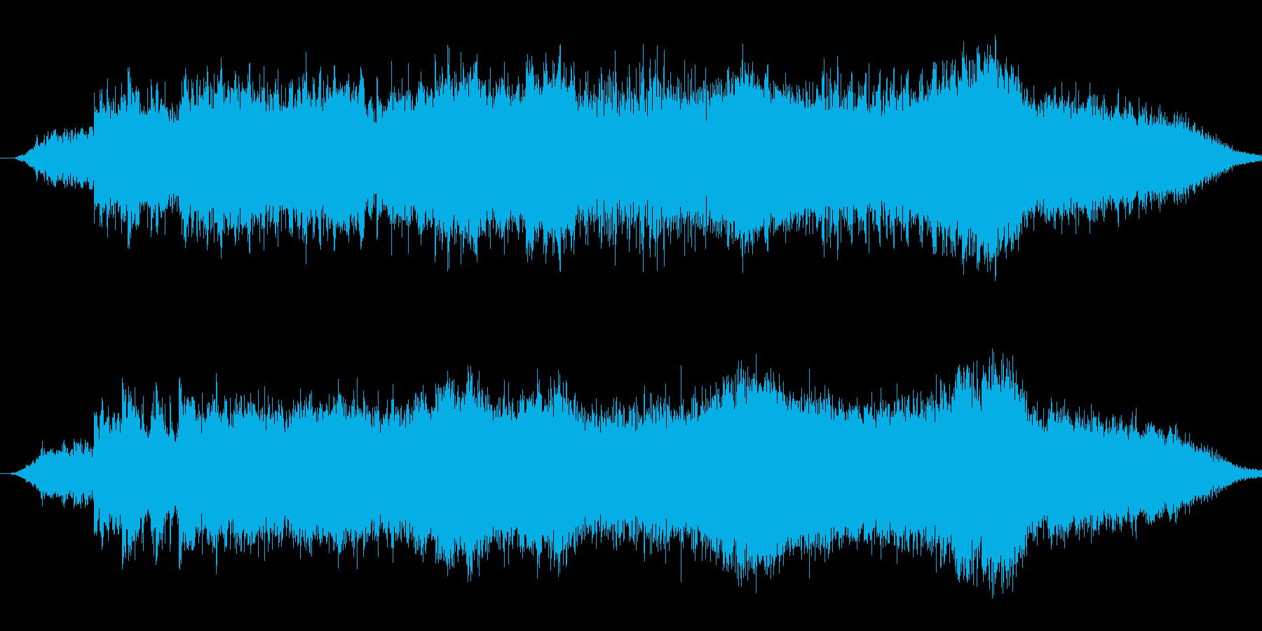 Lampの再生済みの波形