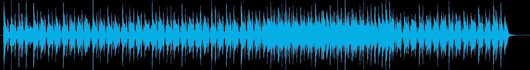 CM用12/ミドル、可愛いキッズ・ペットの再生済みの波形