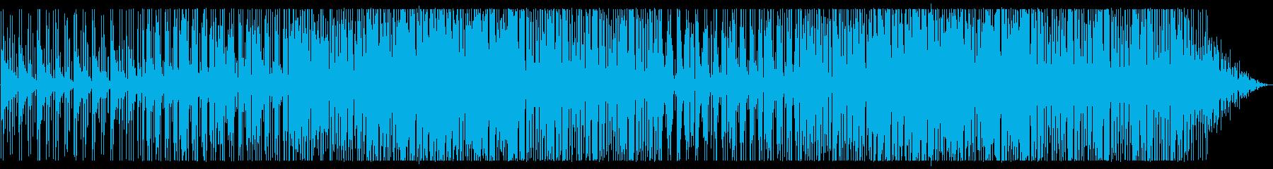 都会/優しさ/R&B_No436の再生済みの波形