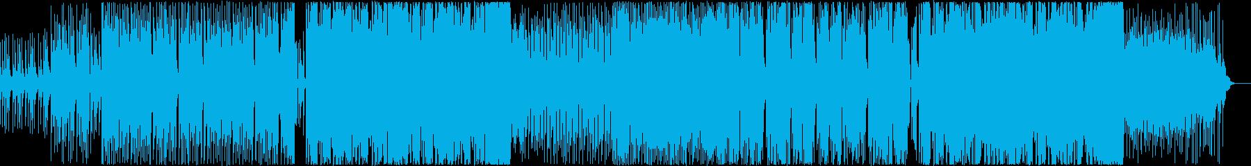 EDM系 マシュメロぽい曲-12の再生済みの波形