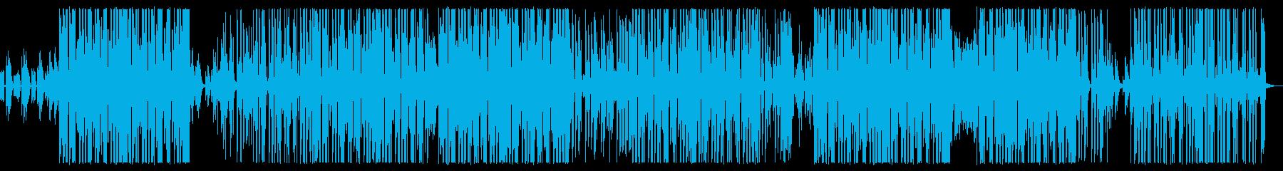 卒業 入学 出会い 春ピアノヒップホップの再生済みの波形