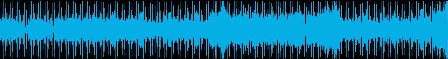 スタイリッシュ スピード感 ループの再生済みの波形