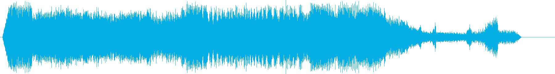 ブルドーザー;作業中の2つのブルド...の再生済みの波形
