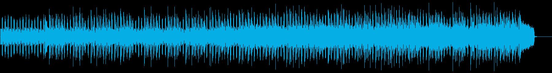 【リズム抜き】ほのぼのした鍵盤ハーモニカの再生済みの波形