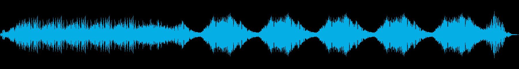 LOOPING BUBBLE GY...の再生済みの波形