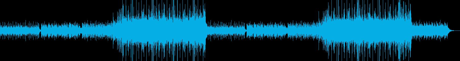 和風・感動的・切ない・琴・バラードの再生済みの波形