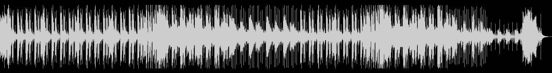 レトロ感漂うEピアノのチルアウトの未再生の波形