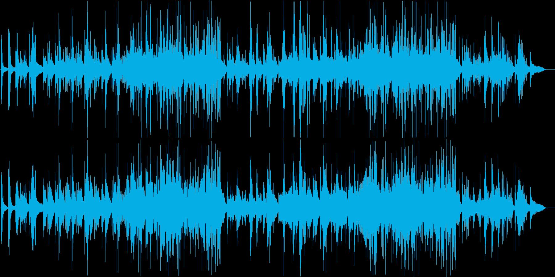 切なく幻想的なバラード。大人のピアノソロの再生済みの波形