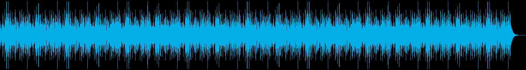 [ニュース報道・特集]ピアノ:知的の再生済みの波形