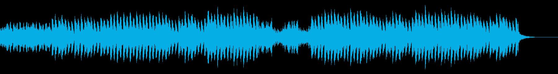 おしゃれ・キャッチー・EDM5の再生済みの波形
