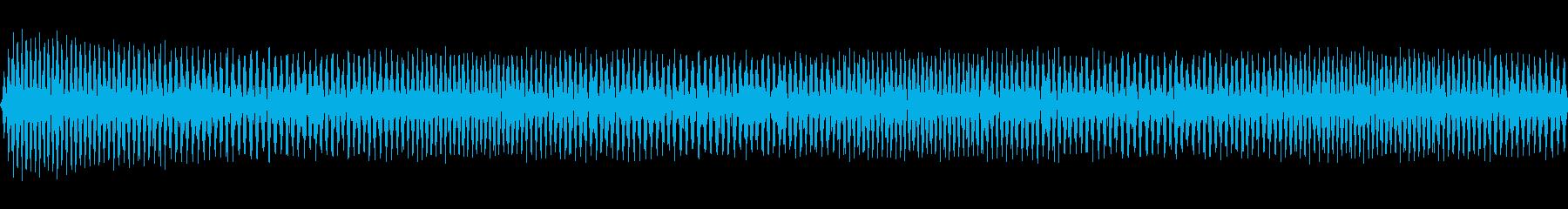 感情:怒る_ミンミンの再生済みの波形