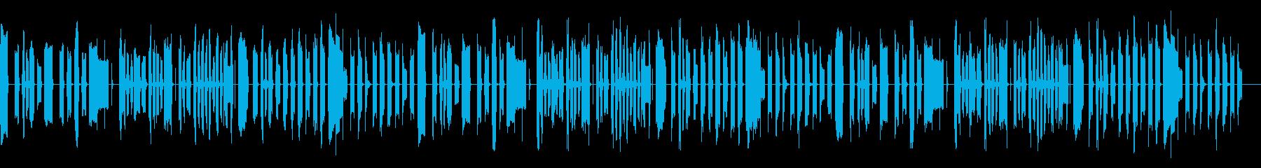 のんびりお遊戯ソング2〜お正月〜定番曲!の再生済みの波形
