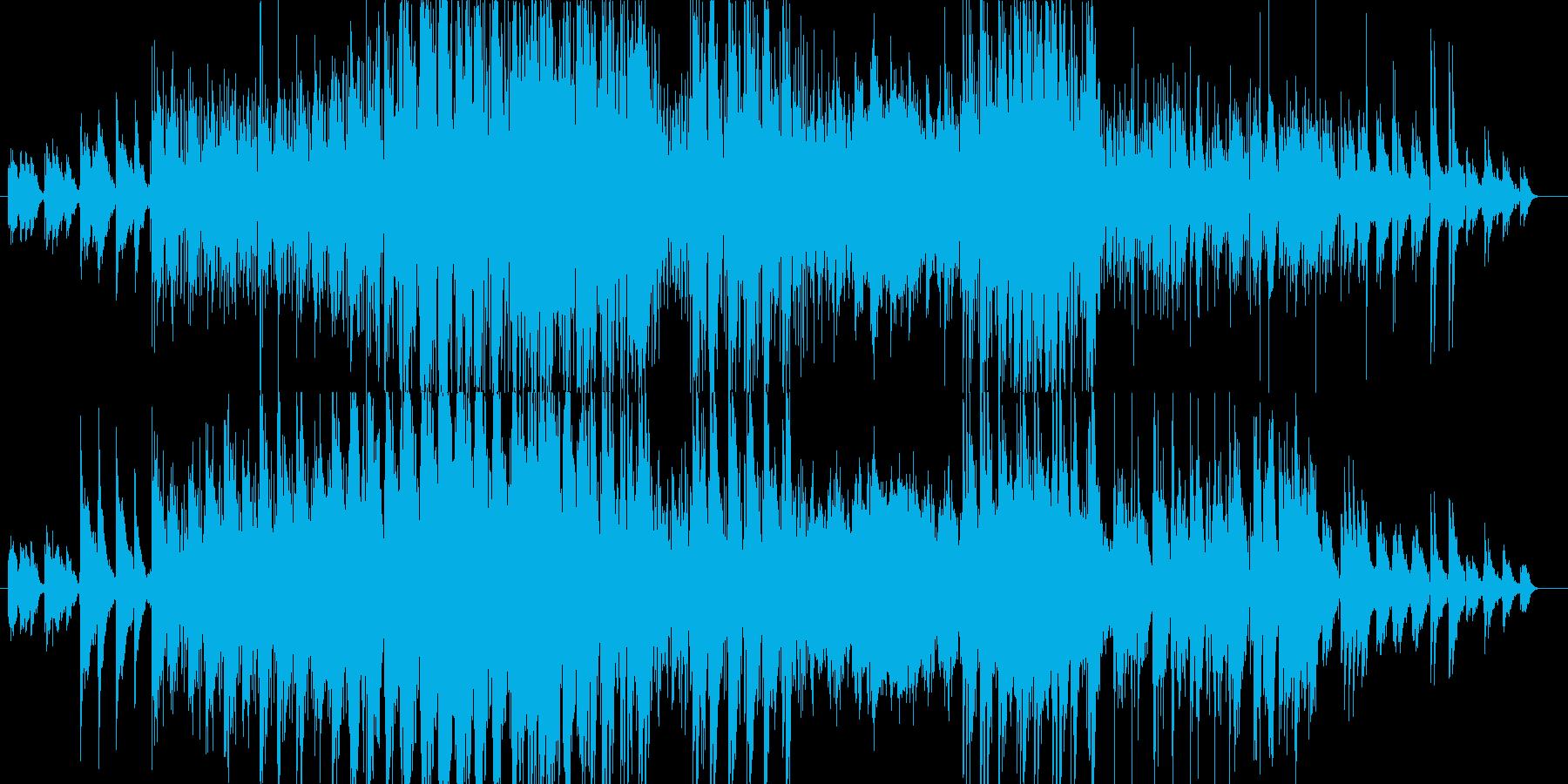 Birdcall Luluの再生済みの波形