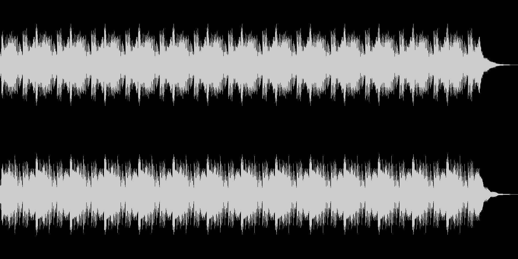 THEハープDE輝くクリスタル ドレミ の未再生の波形