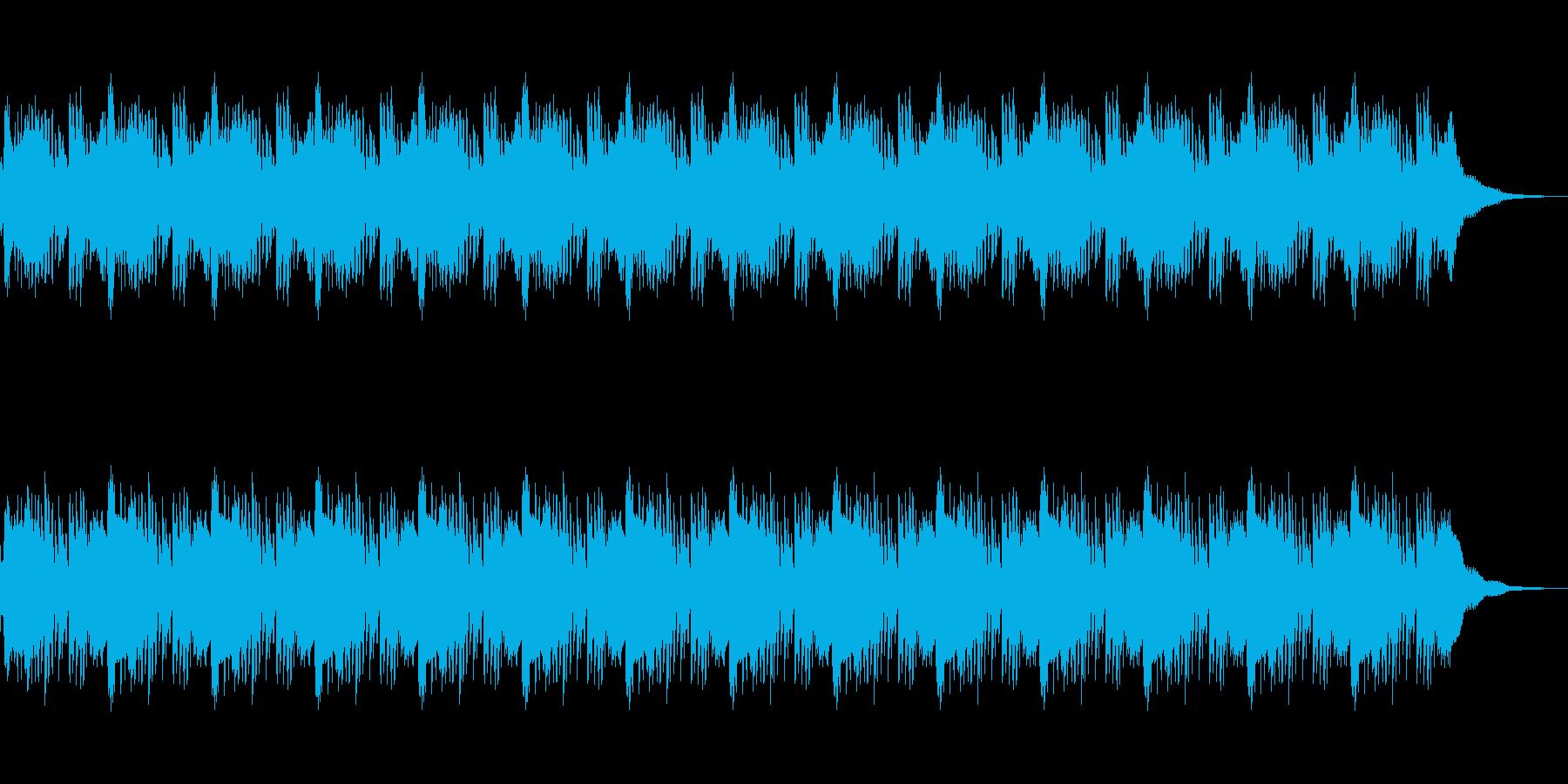 THEハープDE輝くクリスタル ドレミ の再生済みの波形