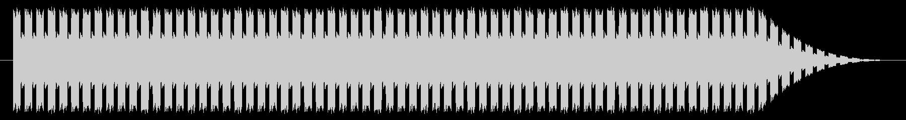 NES STG A02-1(ボス) の未再生の波形
