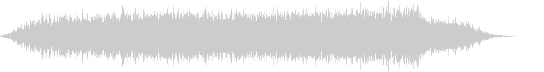 CINEMATIC RISER_39の未再生の波形