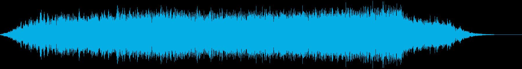 CINEMATIC RISER_39の再生済みの波形