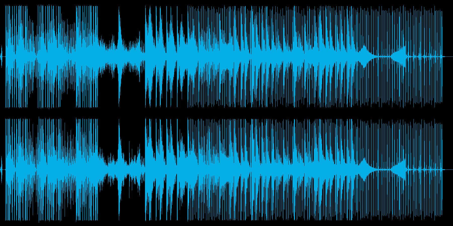 イカの歌 春 イカスミ EDM Futuの再生済みの波形