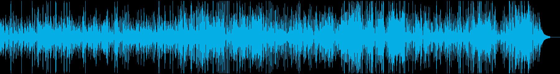 ほっこり暖かなJAZZインスト トリオの再生済みの波形