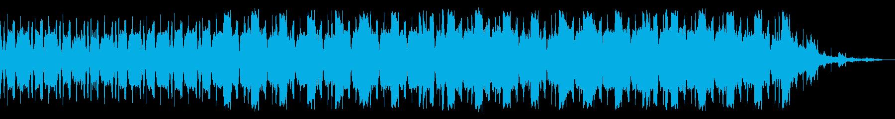 lo fi ヒップホップです。の再生済みの波形
