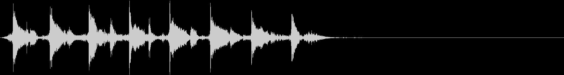 バンジョー:アセンディングトリルア...の未再生の波形
