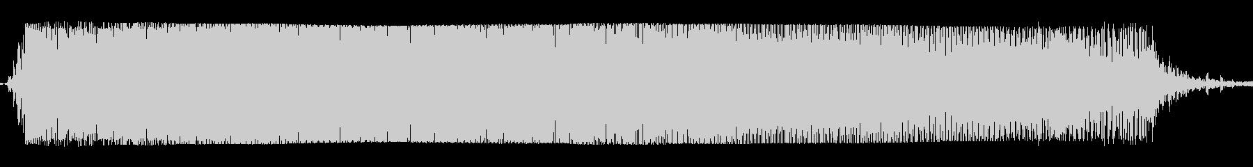 ギターメタルパワーコードzzcの未再生の波形