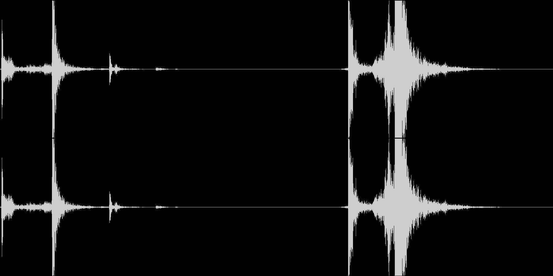 M-16:コックスライドマシンガン...の未再生の波形