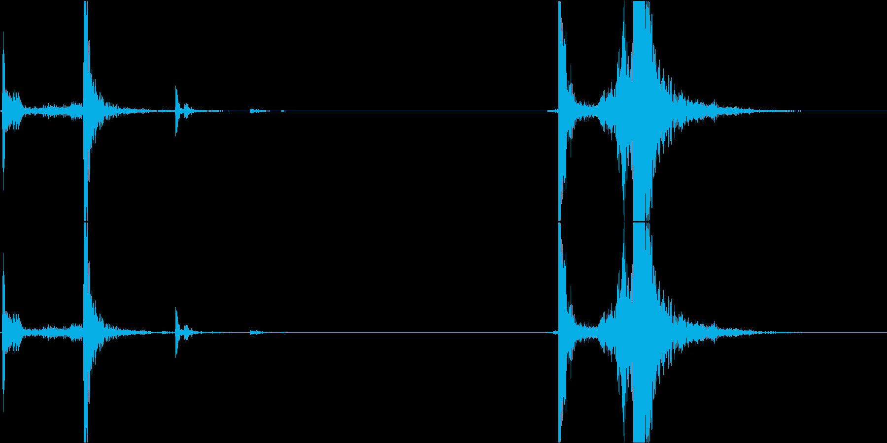 M-16:コックスライドマシンガン...の再生済みの波形