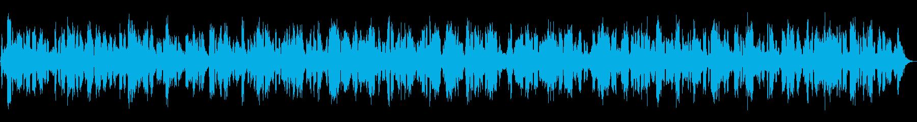 宇宙コンピューターテレタイプデータ...の再生済みの波形