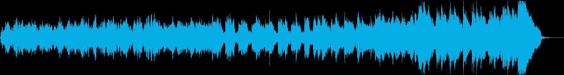 ホルスト 組曲「惑星」より木星の再生済みの波形