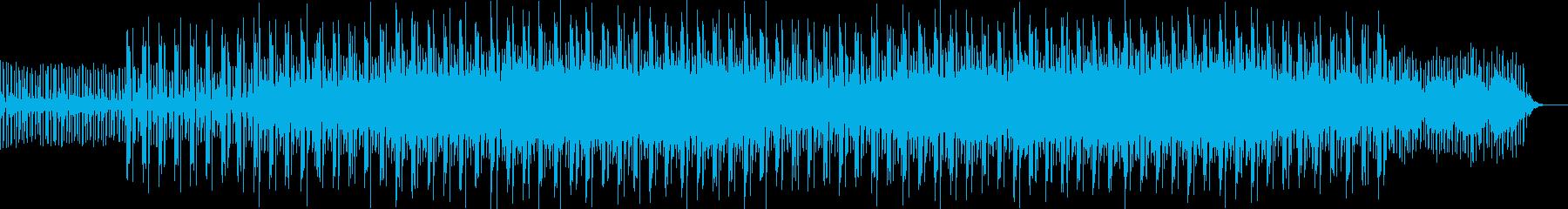 ニュース映像ナレーションバック向け-02の再生済みの波形