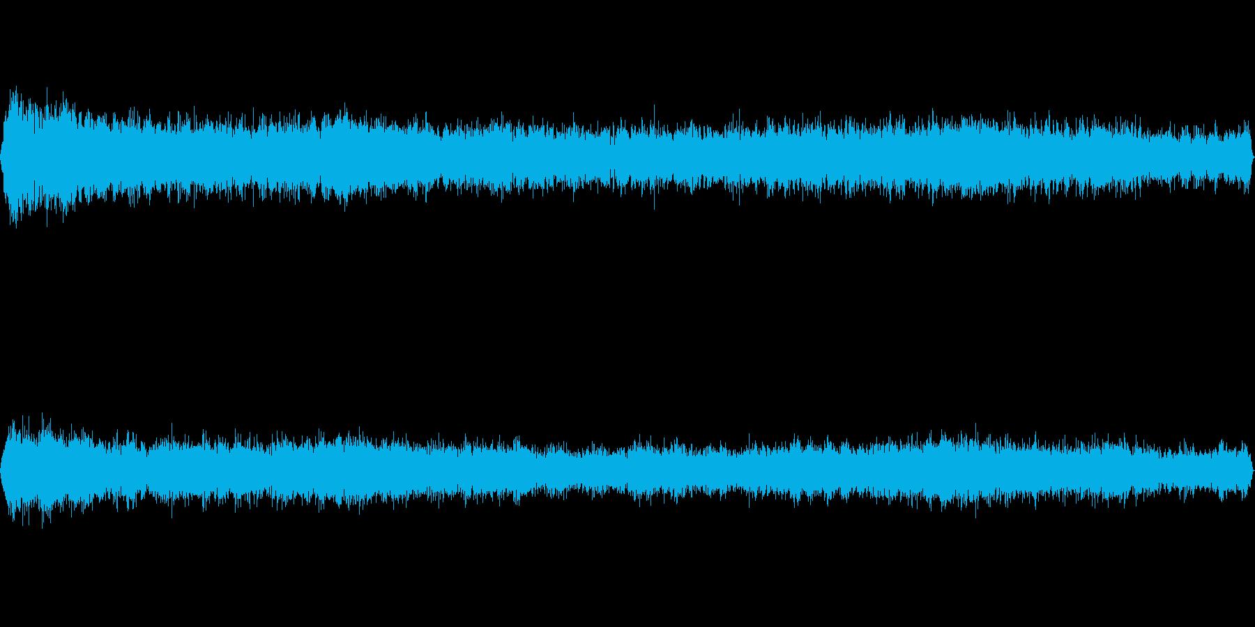 ホラー風BGM -宇宙-の再生済みの波形