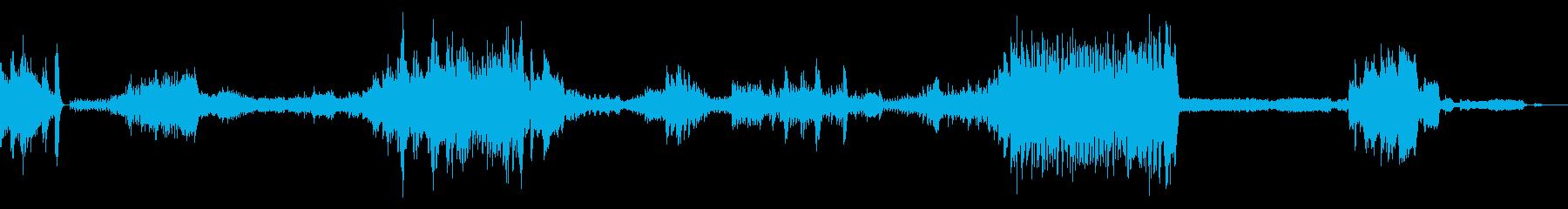 力強く幻想的なオーケストラサウンドの再生済みの波形