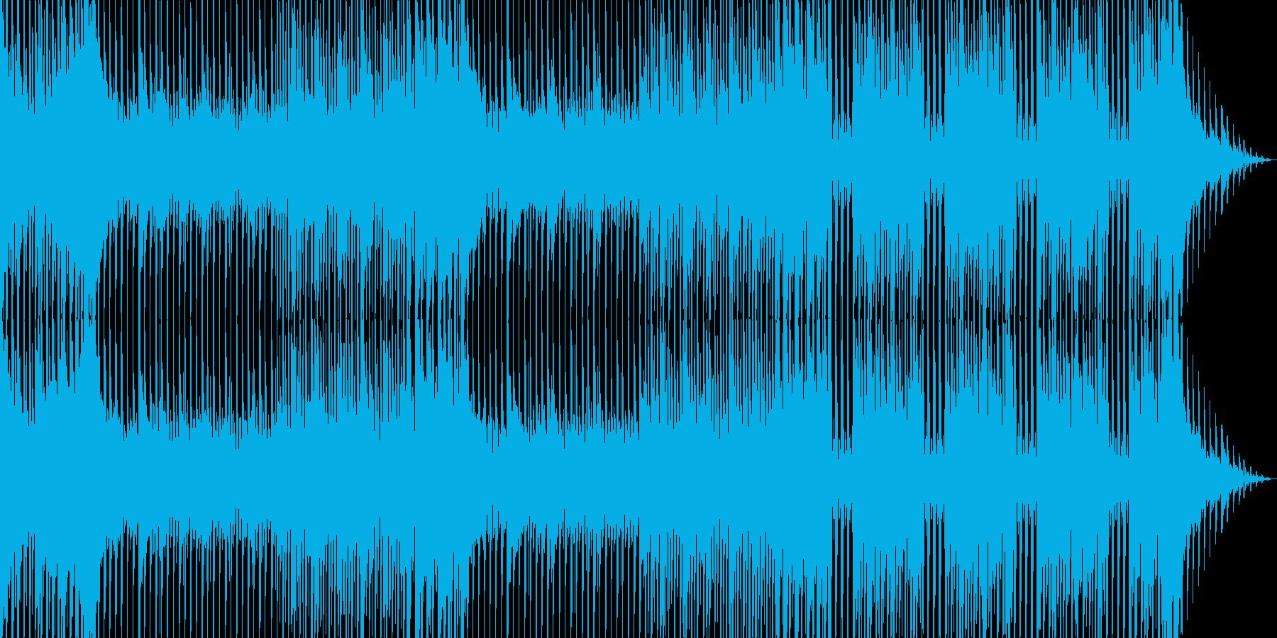 ダンス。ビデオコード、毎日。の再生済みの波形