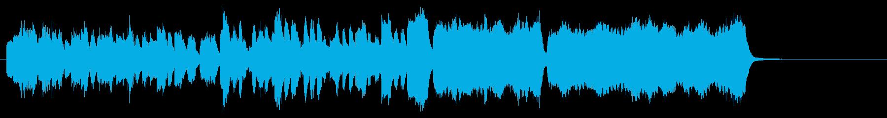 宮廷音楽風ダブルリード四重奏+チェンバロの再生済みの波形