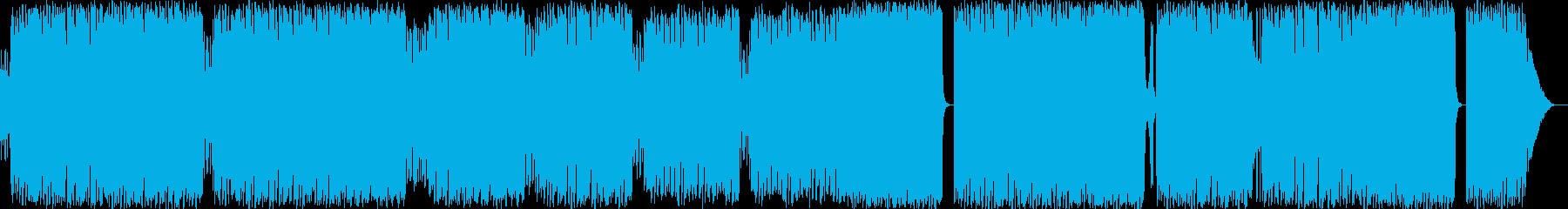 Latin ポジティブ 楽しげ 楽...の再生済みの波形