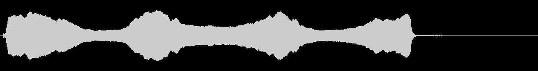 トロンボーン:ディジーウォブル、漫...の未再生の波形